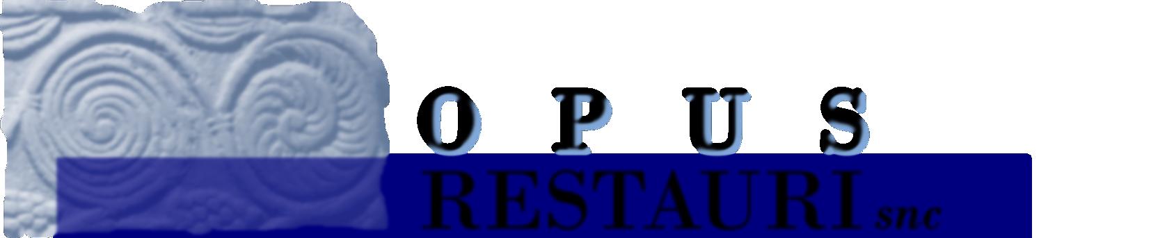 Opus Restauri snc